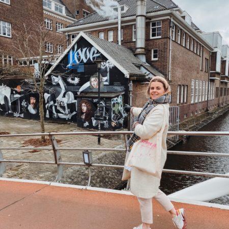 street art speurtocht amsterdam